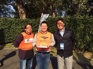 【報告】3/16札幌戦署名活動にて30794筆に。そして外池さんからも!